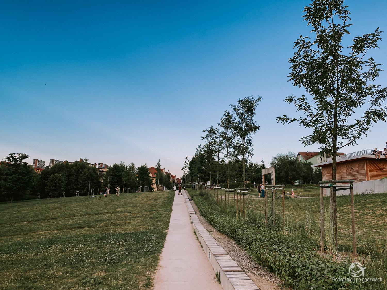 Park Reduta wKrakowie