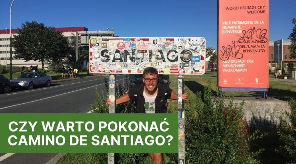 Camino de Santiago: czy warto pokonać DROGĘ ŚW. JAKUBA? Filip Frączek [Rozmowy po godzinach] #3