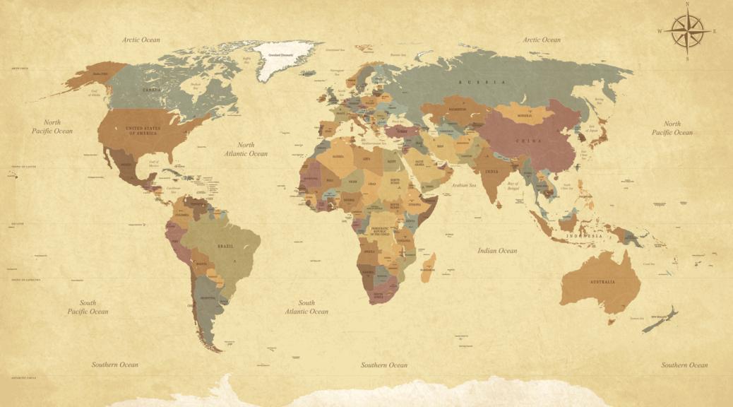 Gdzie w USA leży Rzym, a w Europie Denver?