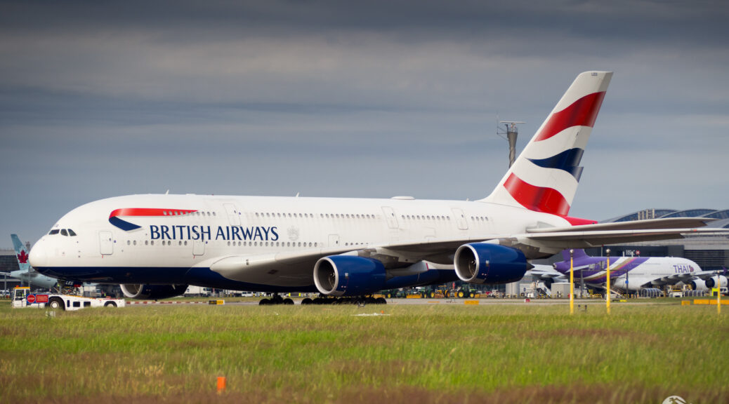 Ostatni Airbus A380 wzbił się pierwszy raz w powietrze