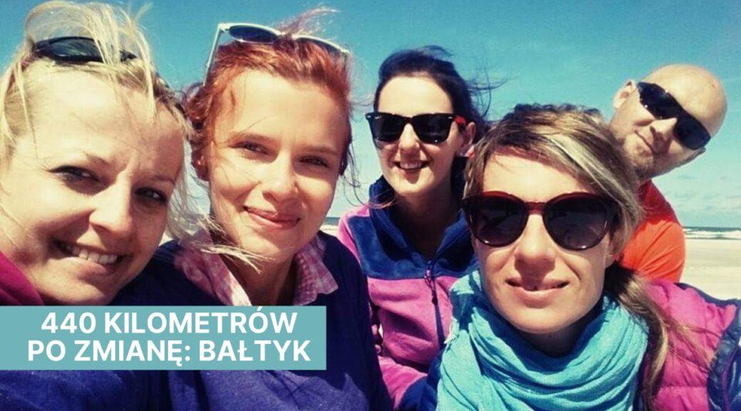 440 kilometrów po zmianę: Bałtyk - Kasia Heród [Rozmowy po godzinach] #6