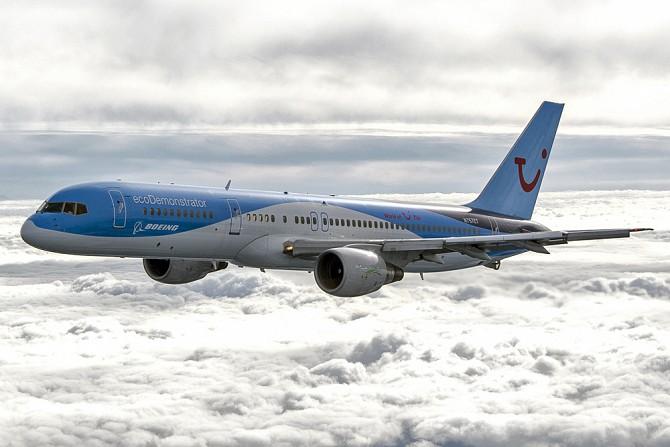Boeing 757 TUI Airways przewiózł ostatnich pasażerów